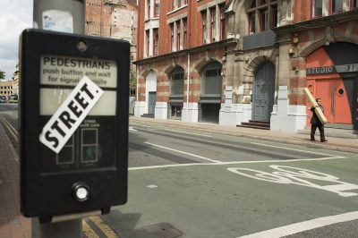 Street Mark - Manchester