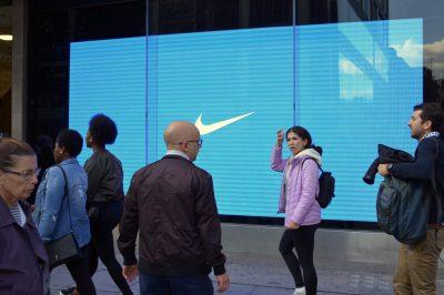 Nike Bull